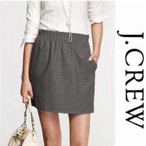 "✨ J. Crew ""city mini"" skirt ✨"